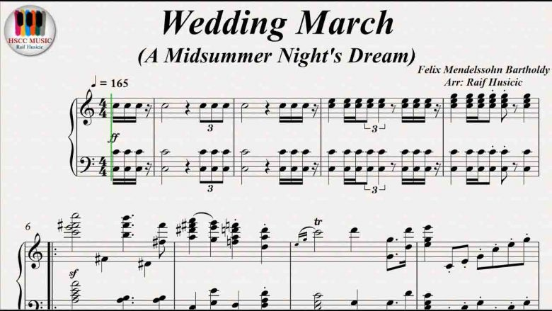 Wedding-March-Note