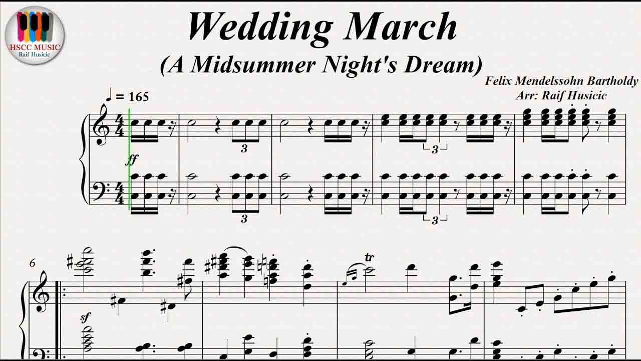 Wedding-March-Note