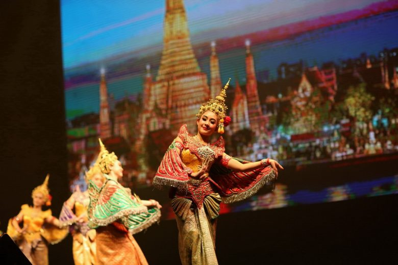 Thai-Traditional-acting